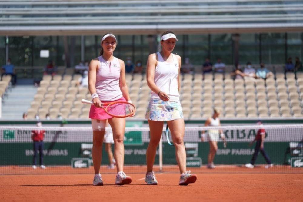 Podoroska quiere hacer historia en Roland Garros