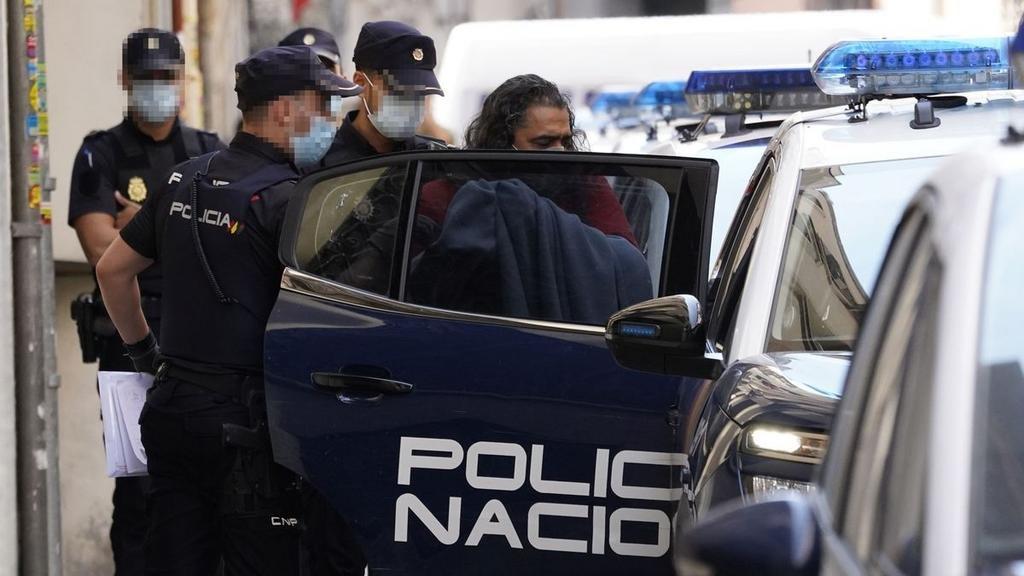 """Escándalo: """"El Cigala"""", detenido y liberado por violencia de género"""