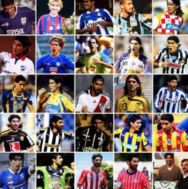 Cosa de Locos: se retira a los 44 años y con 26 de carrera en 31 clubes de 12 países