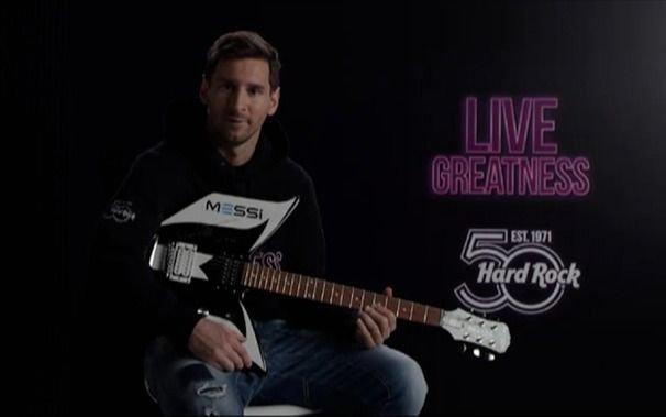 Lionel Messi será el actor principal de una nueva campaña publicitaria