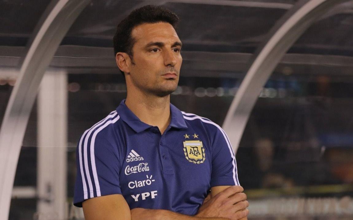 Cambio de último momento en la lista para la Copa América
