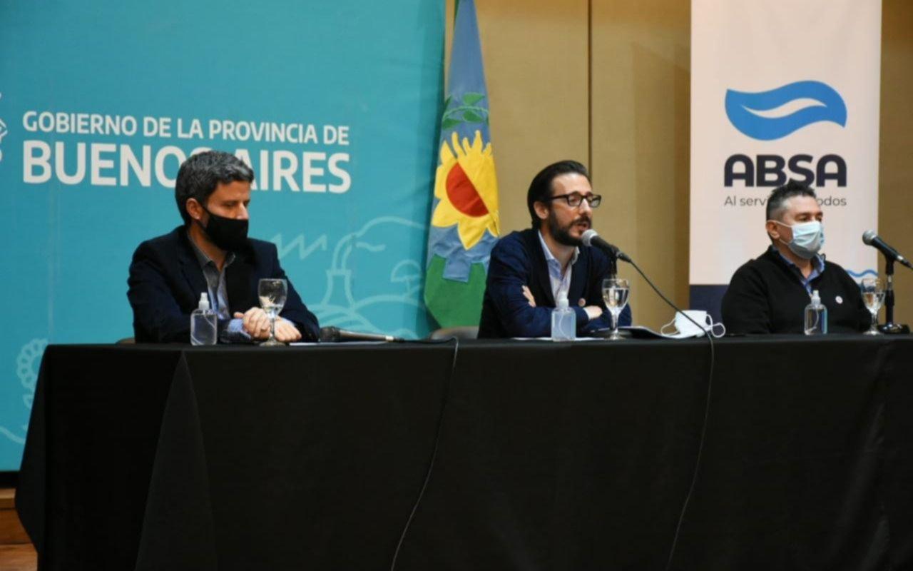 Adjudicaron obras de agua potable en 18 localidades de la Provincia