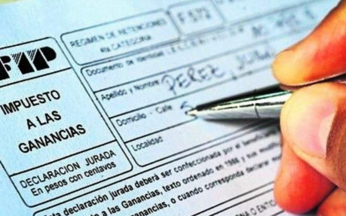 Ganancias: los cambios comenzarán a regir con el sueldo de junio y el medio aguinaldo