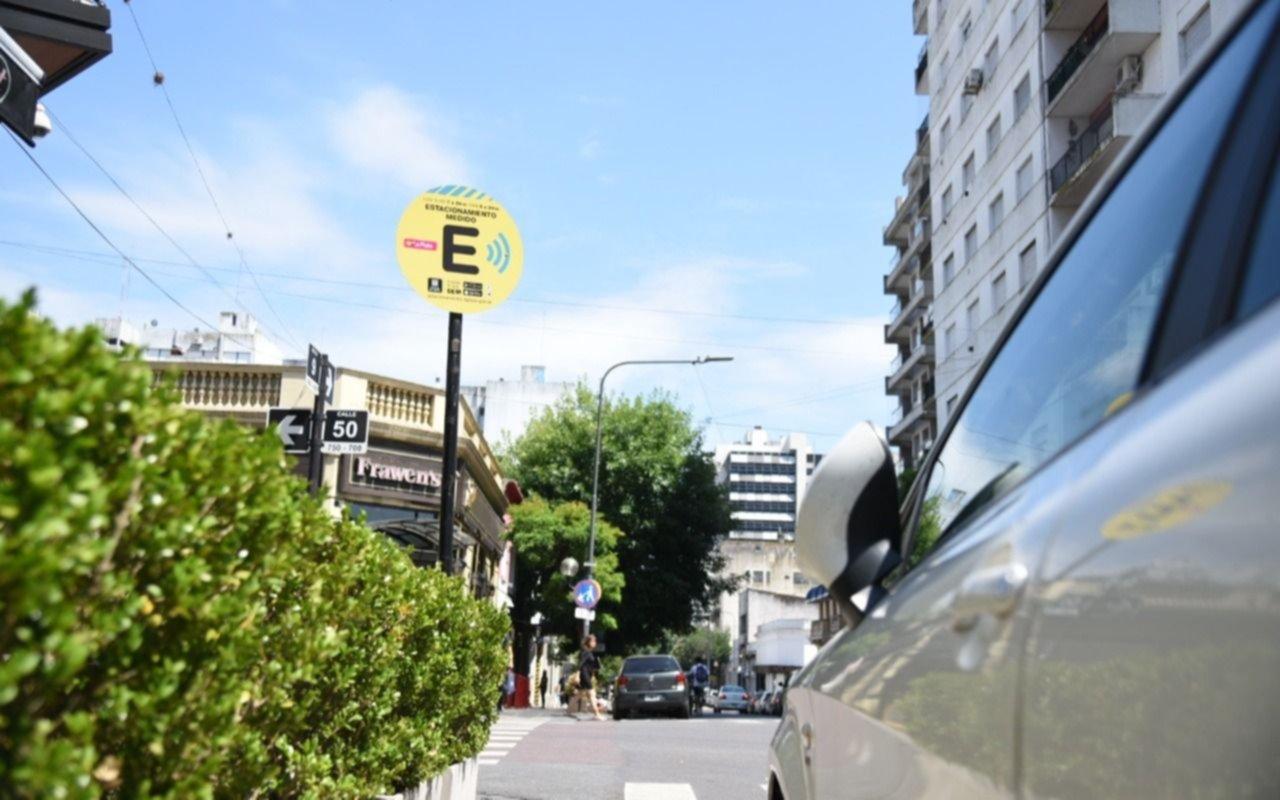 La Comuna prorrogó la suspensión del Estacionamiento Medido