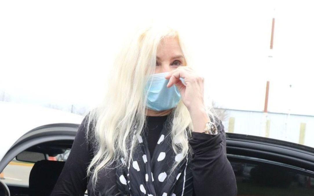 El parte médico de Susana Giménez: no tiene fiebre, pero sigue con tos y asistida con oxígeno