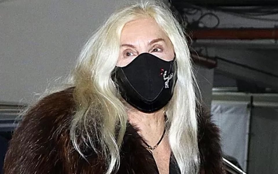 Susana Giménez fue trasladada a terapia intermedia