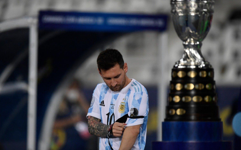 """El análisis de Messi tras la igualdad: """"Faltó tranquilidad"""""""