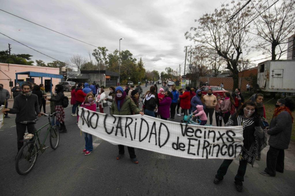 La cesión de terrenos para una obra de Cáritas moviliza a vecinos de El Rincón