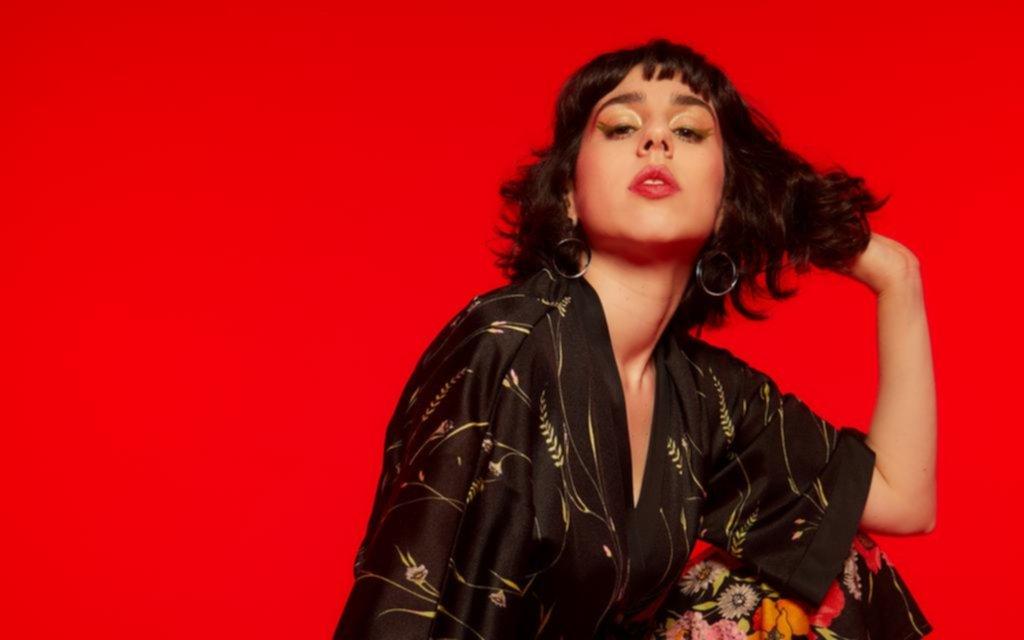 """Luna Sujatovich: """"Me di el gusto de hacer un disco con toda la paleta de colores"""""""