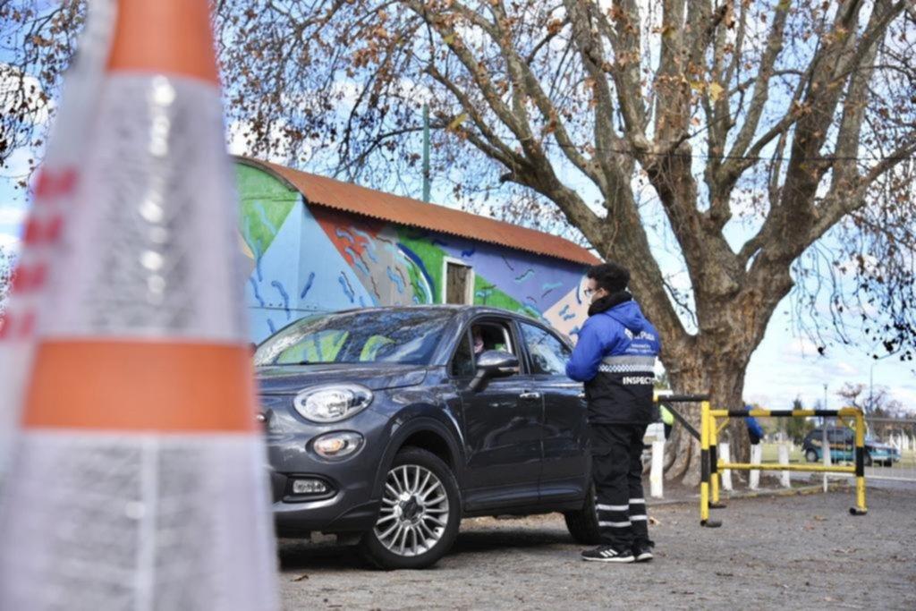 Tres de cada 10 conductores desaprueban el examen para sacar la licencia en la Ciudad