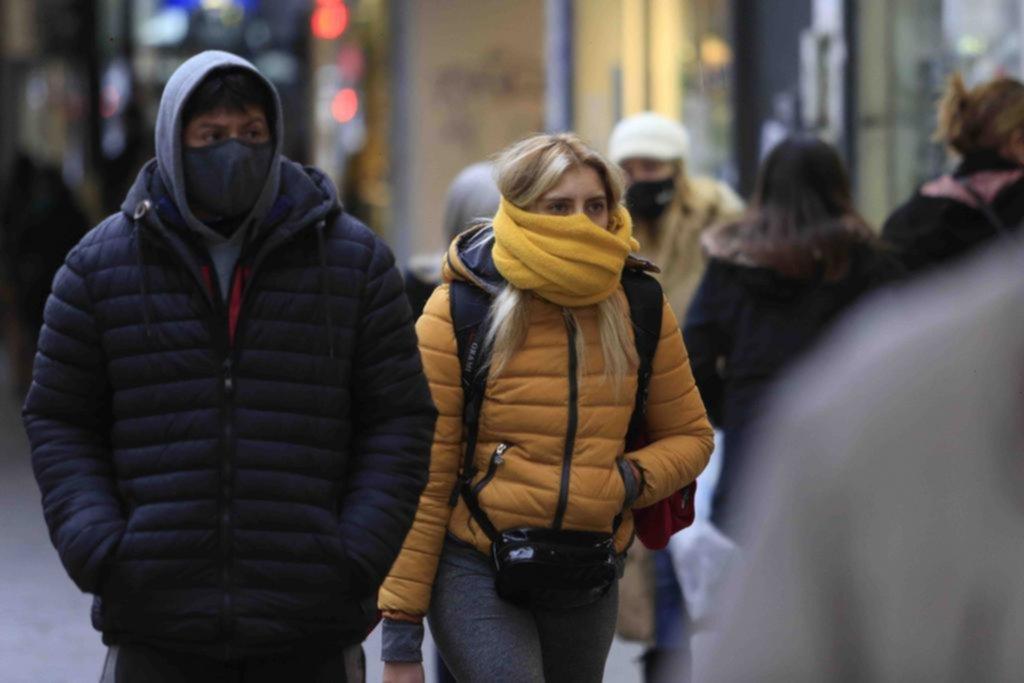 El frío polar no afloja: ahora se espera una mínima de 3º