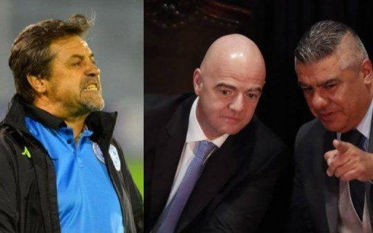 Lio en puerta: advertencia de FIFA a la AFA por una denuncia de Caruso Lombardi