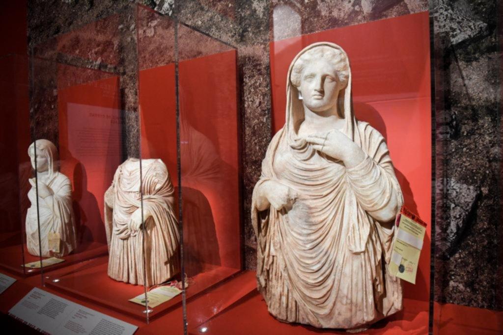 El tráfico de antigüedades, objeto de una inédita expo en el Louvre