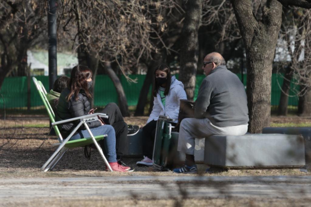 El segundo festejo en pandemia tuvo un Día del Padre con almuerzos y paseos