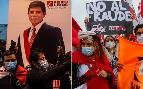 Sube la tensión en Perú ante la posible prisión para Keiko