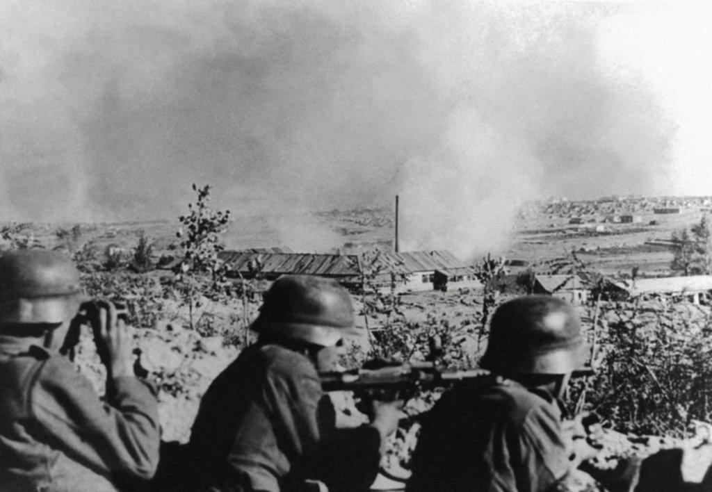 """""""Operación Barbarroja"""", el comienzo del fin del nazismo"""