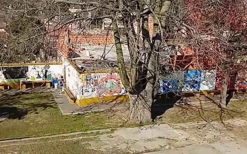Denuncian que usurparon tres salones de un colegio de Moreno