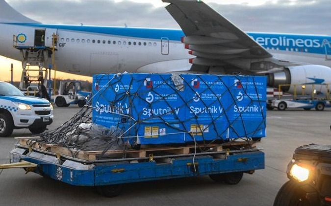Rusia respondió sobre el faltante en Argentina del segundo componente de la Sputnik V