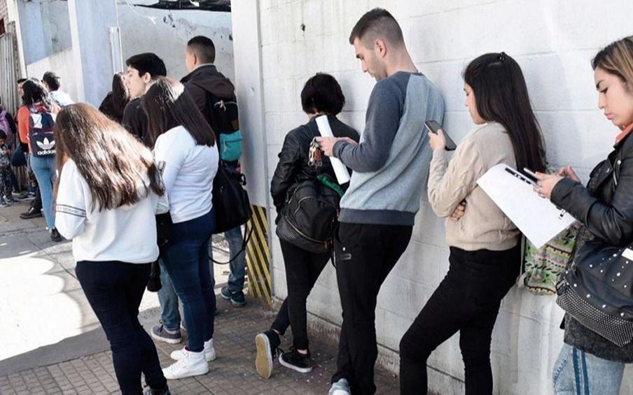El índice de desempleo fue de 10,2% en el primer trimestre del año