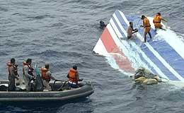 Por el accidente de Air France hacen responsables a los pilotos