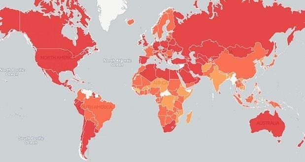 La OMS publicó las cifras de sobrepeso y la obesidad en el mundo