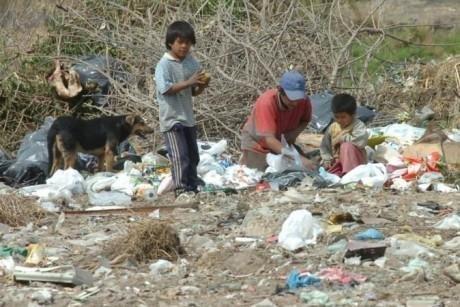 Informe revela que la pobreza alcanzó el 30 por ciento en el país