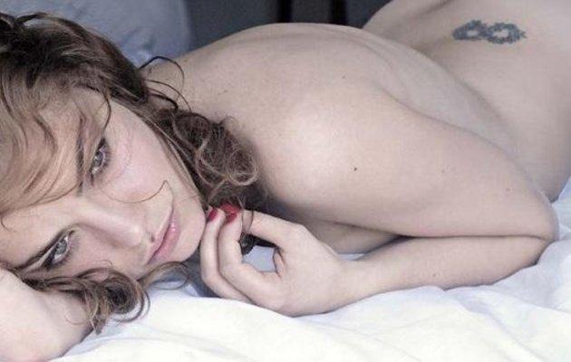 Completamente Desnuda Dolores Fonzi Festejó El Día Del Amigo