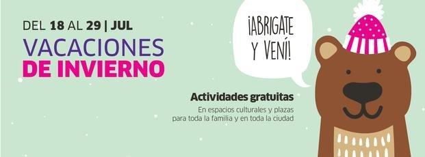 Espectáculos y actividades para las vacaciones de invierno en San Martín