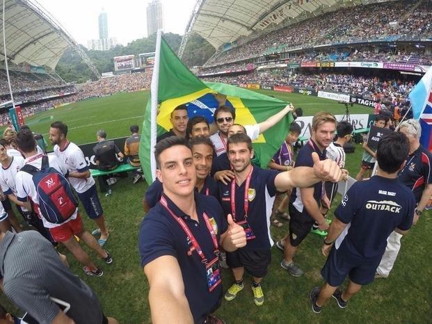 Un platense, titular en el equipo de rugby de Brasil en Río - deportes