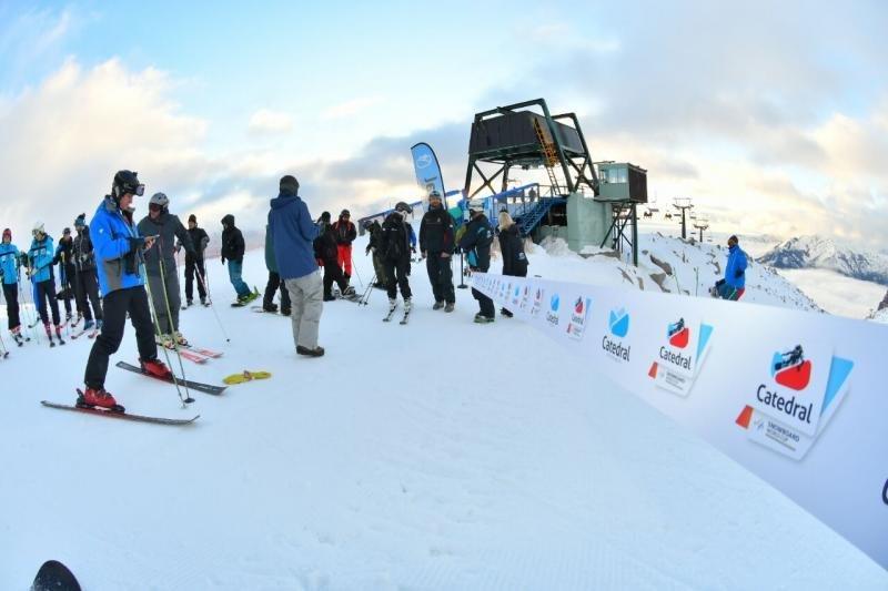 """Los centros de esquí ya están """"a punto caramelo"""""""