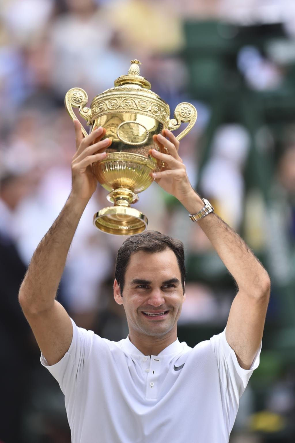 Roger Federer: eterno