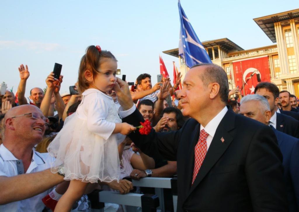 El Presidente turco quiere restablecer la pena de muerte