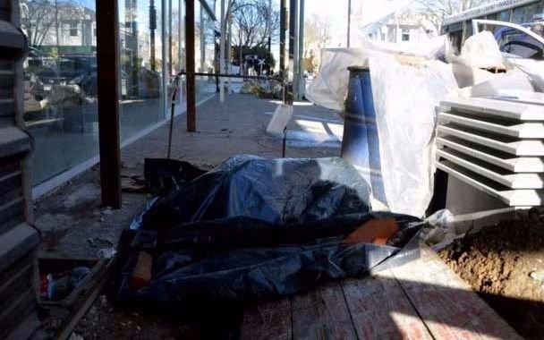 El frío se cobró dos víctimas fatales en Mar del Plata y Santa Fe