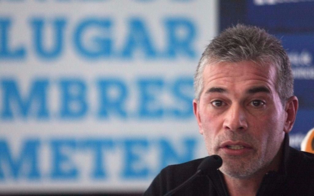 """Pellegrino: """"tenemos avanzadas algunas negociaciones"""""""