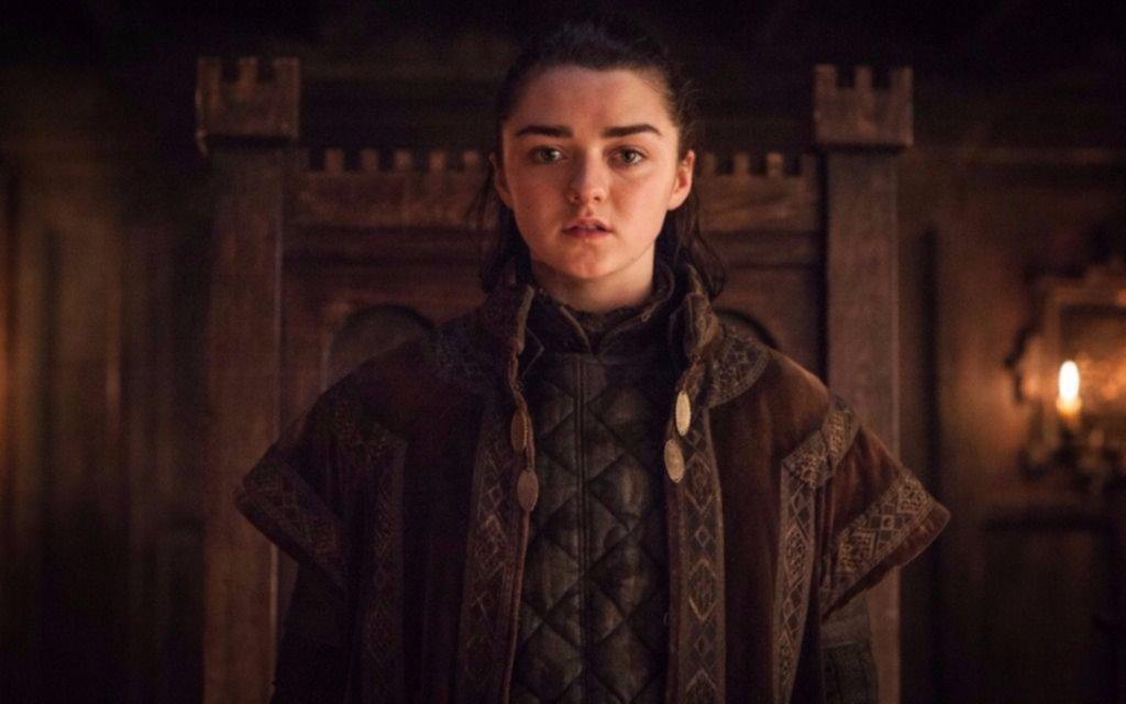 """Finalmente llegan los caminantes blancos a """"Game of Thrones"""""""