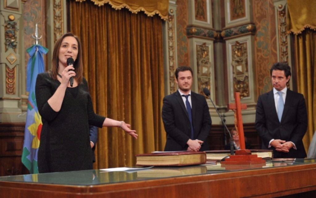 Vidal puso en funciones a los nuevos Ministros de Salud y Educación