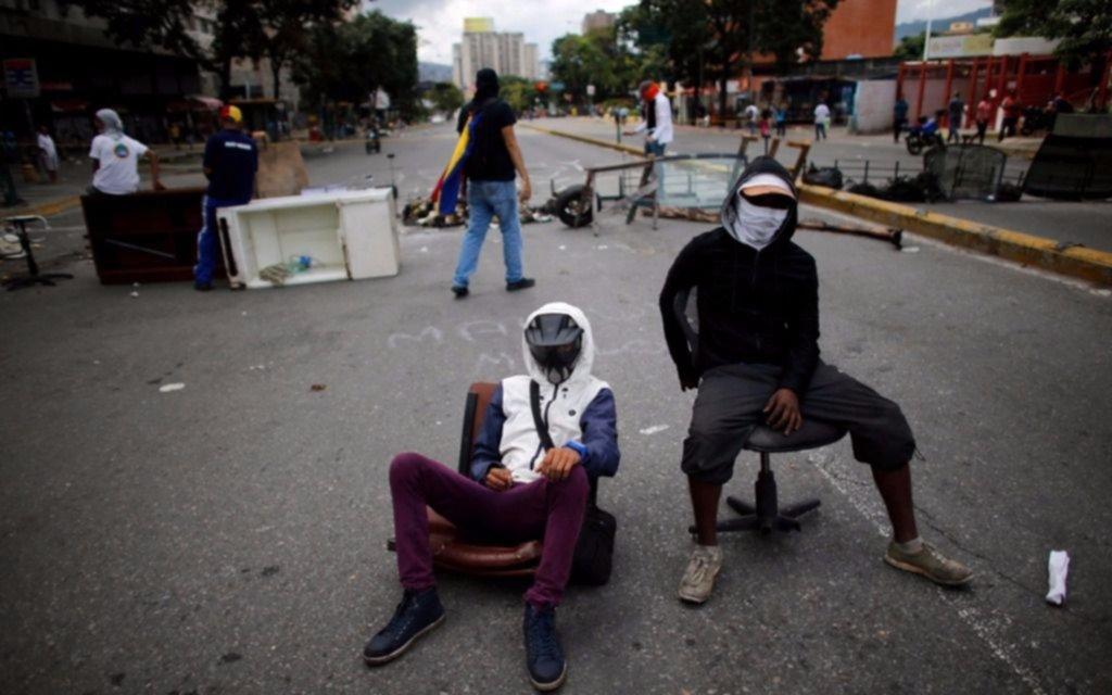 Venezuela vota la Constituyente en medio del caos y con 107 muertos ...