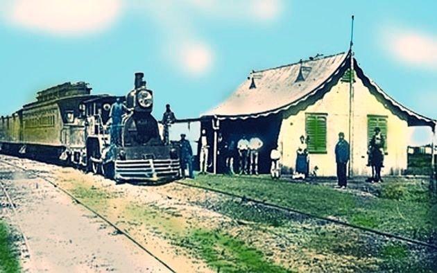 El ferrocarril olvidado