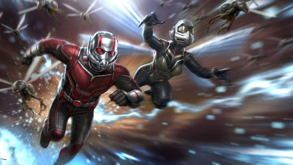 Película Ant-Man and the Wasp lidera taquilla en EE.UU