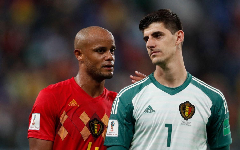 """Los belgas con los tapones de punta: """"Francia es el antifútbol"""""""