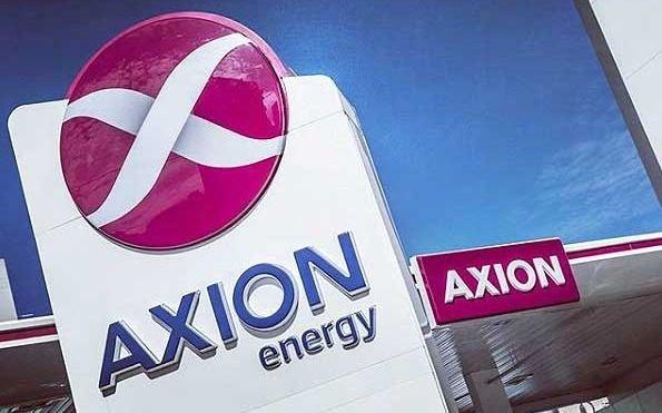 Axion aumentó los precios de los combustibles en un 2% promedio