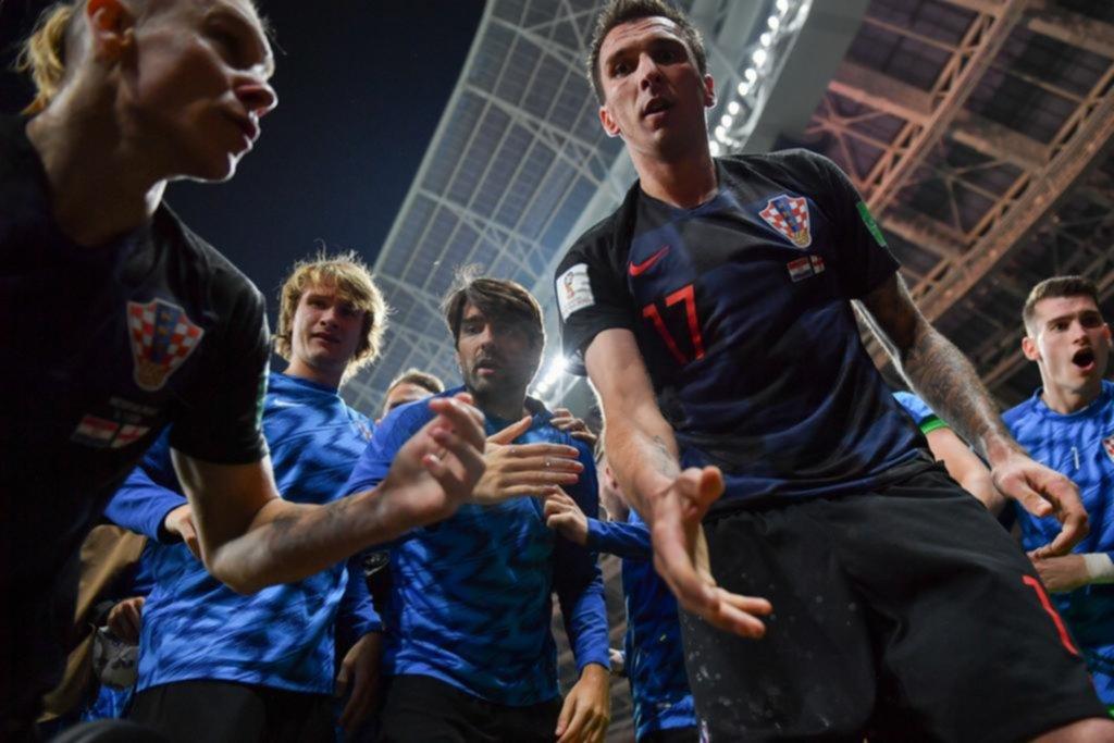 Una final impensada: el campeón saldrá del duelo entre Francia y Croacia