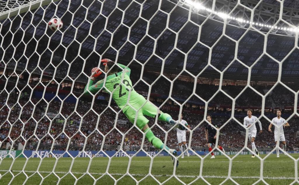 La pelota parada es la gran figura de esta Copa del Mundo