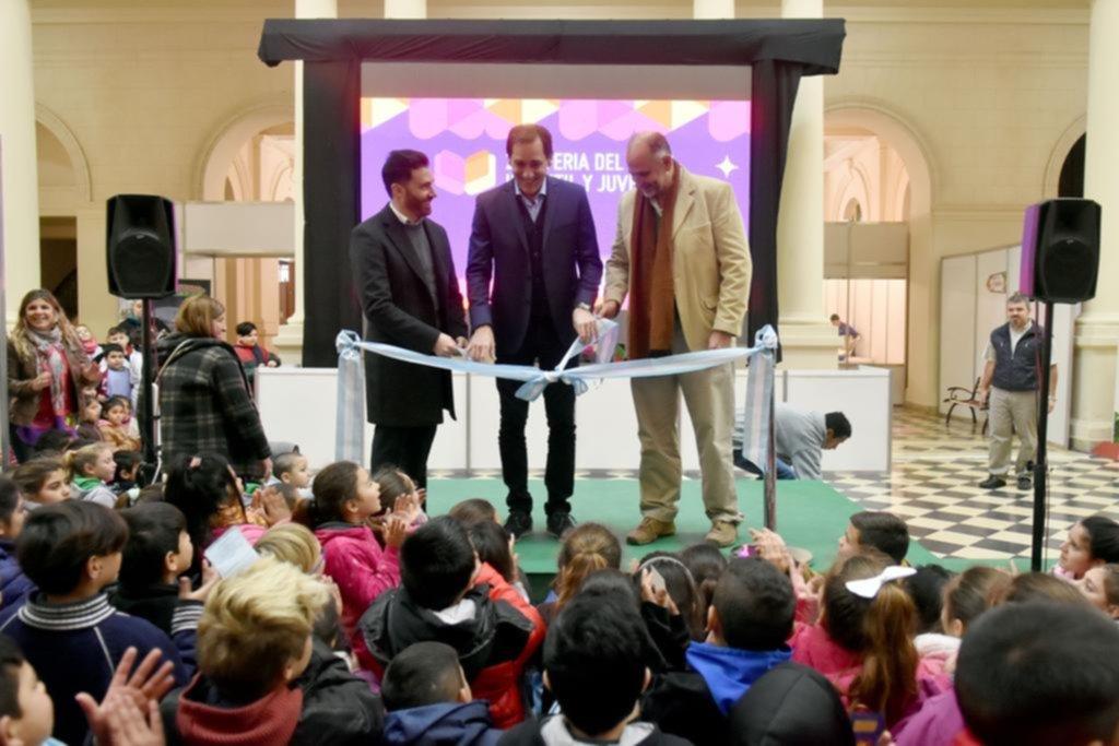 La Feria del Libro Infantil sigue a tope
