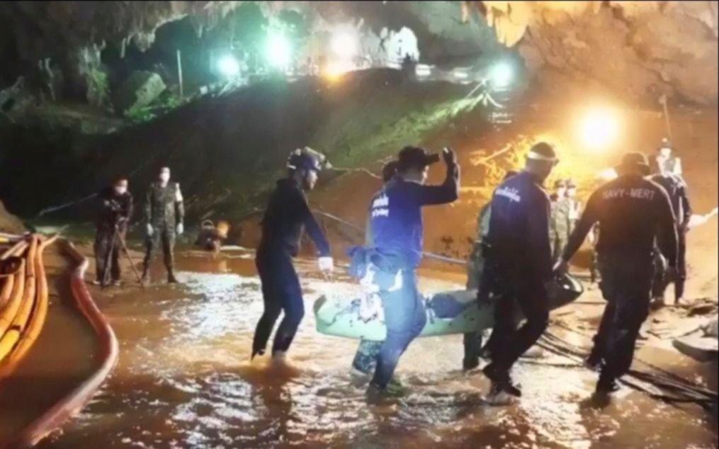 """Harán negocio con la cueva donde estuvieron atrapados los """"Jabalíes salvajes"""""""