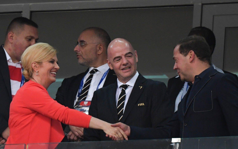 """""""Efecto Guardiola"""" vs baja de la posesión, un tema de debate para FIFA"""