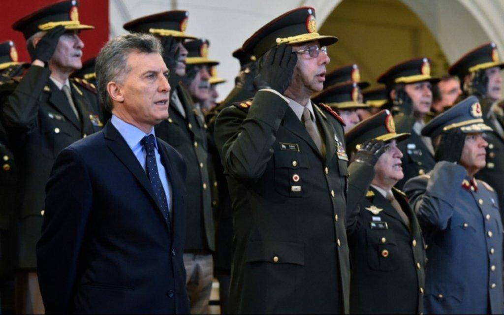 Anunciaron un aumento salarial del 20 por ciento para las Fuerzas Armadas