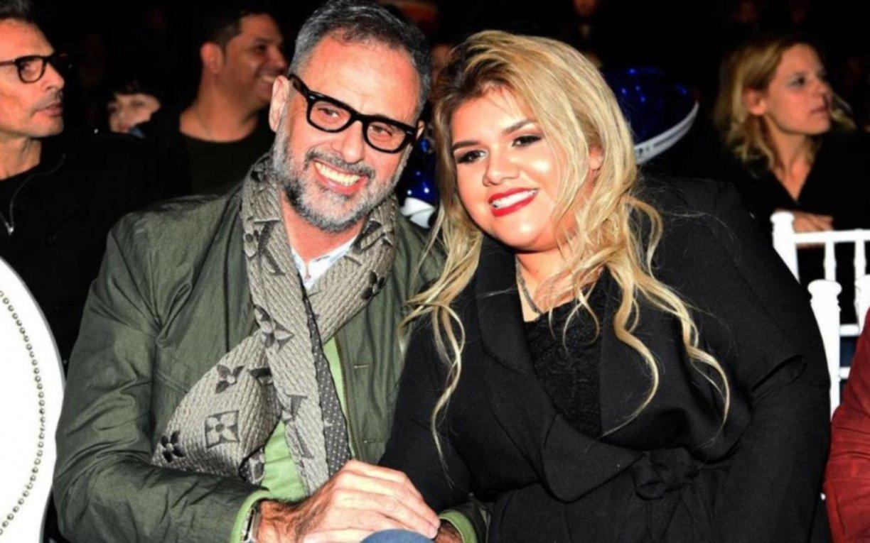 Jorge Rial se reconcilió con su hija Morena