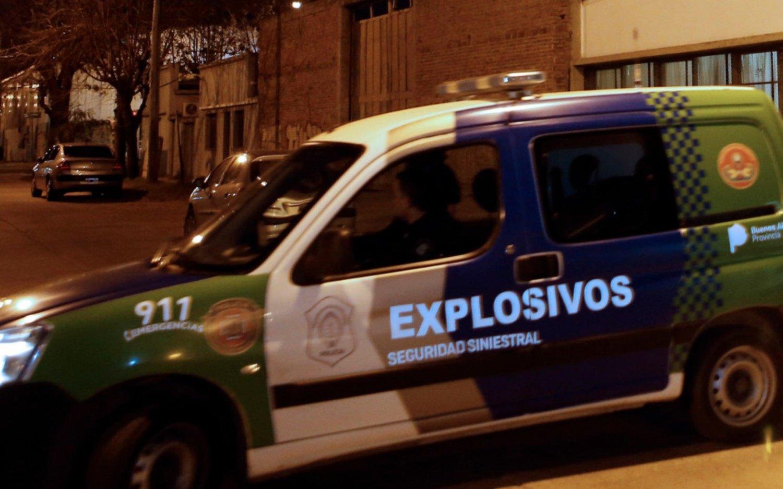 La Media N°1 de Berisso fue evacuada por amenaza de bomba
