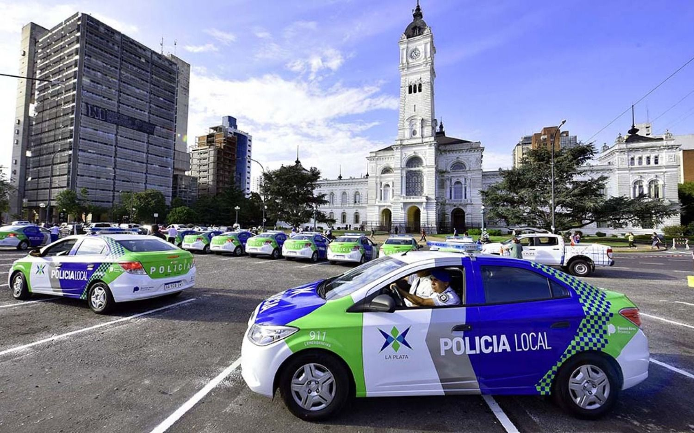 A diferencia de Berisso, La Plata conservará su Policía Local